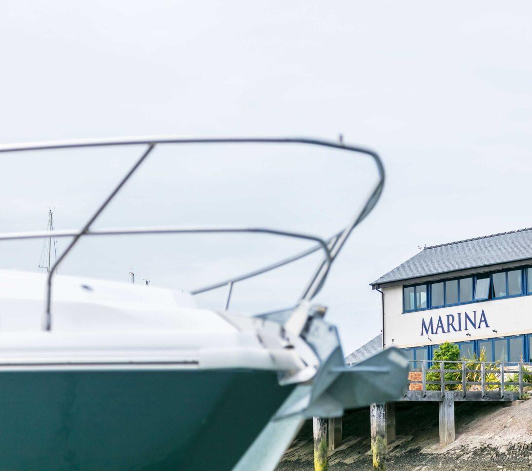 Deganwy Marina 30