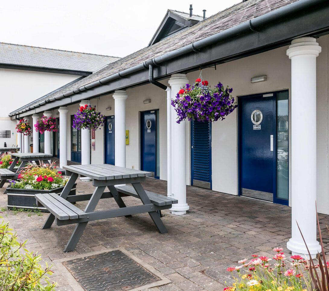 Deganwy Marina Facilities 21